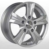 Автомобильный колесный диск R16 5*139,7 ZW-660 SIL - W6.5 Et40 D110.5