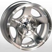 Автомобильный колесный диск R13 4*98 ZW-689 SP - W5.5 Et0 D58.6