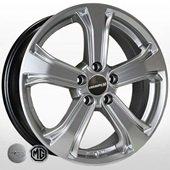 Автомобильный колесный диск R17 5*100 SB-7359 HS (Subaru) - W7.0 Et48 D56.1