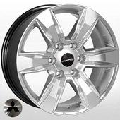 Автомобильный колесный диск R18 6*139,7 MI-7768 HS - W7.5 Et38 D67.1