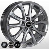 Автомобильный колесный диск R17 5*114,3 MZ-7958 HB - W7.0 Et50 D67.1