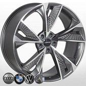 Автомобильный колесный диск R20 5*112 A-9421 MK-P (Audi, BMW, VW, M-Benz) - W9.0 Et25 D66.6