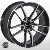 Автомобильный колесный диск R19 5*112 MB-9482 BP (Mercedes) - W8.5 Et45 D66.6