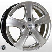 Автомобильный колесный диск R14 4*100 RN-9504 HS (Renault, Dacia) - W5.5 Et43 D60.1