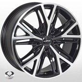 Автомобильный колесный диск R18 5*130 SY-9530 BP (SsangYong) - W8.0 Et43 D84.1