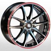 Автомобильный колесный диск R14 4*100 / 4*114,3 ZW-969 (RL)BPX - W6 Et35 D67.1