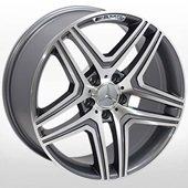 Автомобильный колесный диск R20 5*112 MB-206 GP (Mercedes) - W9.0 Et48 D66.6