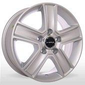 Автомобильный колесный диск R15 5*139,7 ZW-BK473 S - W6.5 Et40 D98.5