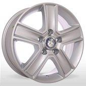 Автомобильный колесный диск R15 5*130 MB-473 S (Mercedes, VW) - W6.5 Et54 D84.1