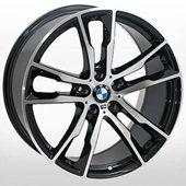 Автомобильный колесный диск R20 5*120 ZW-BK5053 BP (BMW) - W11.0 Et37 D74.1