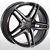 Автомобильный колесный диск R20 5*112 MB-5061 GP (Mercedes) - W8.5 Et35 D66.6