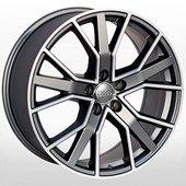 Автомобильный колесный диск R19 5*112 A-5131 GPMatt (Audi) - W8.5 Et35 D66.6