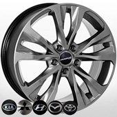 Автомобильный колесный диск R17 5*114,3 KI-5212 HB - W7.0 Et45 D67.1