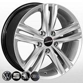 Автомобильный колесный диск R16 5*100 VW-5293 HS - W7.0 Et41 D57.1