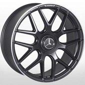 Автомобильный колесный диск R20 5*112 MB-5318 MBP (Mercedes) - W8.5 Et35 D66.6