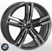Автомобильный колесный диск R19 5*112 ZW-BK5327 GP (BMW) - W8.5 Et25 D66.6