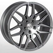 Автомобильный колесный диск R18 5*114,3 ZW-BK5390 BQM - W8.5 Et35 D73.1