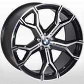 Автомобильный колесный диск R21 5*112 B-5498 BP (BMW) - W10.5 Et43 D66.6