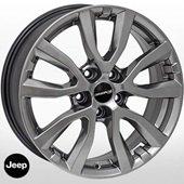 Автомобильный колесный диск R17 5*110 JE-5504 HB (Jeep) - W7.0 Et40 D65.1