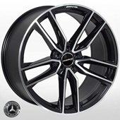 Автомобильный колесный диск R21 5*112 MB-5610 BP (Mercedes) - W10.0 Et54 D66.6