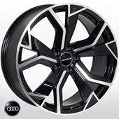 Автомобильный колесный диск R20 5*112 A-5764 BP (Audi) - W8.5 Et20 D66.6