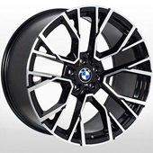 Автомобильный колесный диск R20 5*120 B-5769 BP (BMW) - W9.0 Et35 D74.1