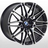 Автомобильный колесный диск R20 5*120 B-5771 BP (BMW) - W10.0 Et40 D74.1