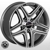Автомобильный колесный диск R17 5*112 MB-206 GP (Mercedes) - W8.0 Et35 D66.6