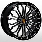 Автомобильный колесный диск R20 5*130 PR-601 BP (Porsche) - W11.0 Et55 D71.6