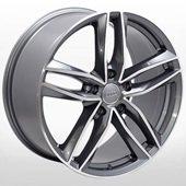 Автомобильный колесный диск R20 5*112 A-690 GP (Audi, Mercedes) - W9.0 Et35 D66.6