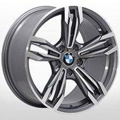 Автомобильный колесный диск R18 5*120 B-707 GP (BMW) - W9.5 Et38 D74.1