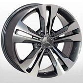 Автомобильный колесный диск R17 5*112 MB-754 GP (Mercedes) - W8.0 Et35 D66.6