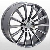 Автомобильный колесный диск R17 5*112 MB-836 GP (Mercedes) - W8.0 Et35 D66.6