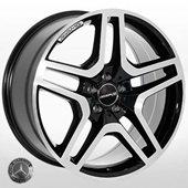 Автомобильный колесный диск R20 5*112 MB-852 BP (Mercedes) - W9.5 Et48 D66.6