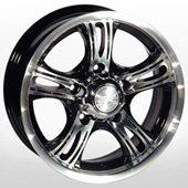 Автомобильный колесный диск R16 5*139,7 ZW-D571 MB - W6.5 Et20 D110.1