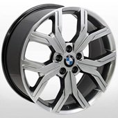 Автомобильный колесный диск R20 5*120 B-5214 HB (BMW) - W9.0 Et42 D74.1