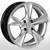 Автомобильный колесный диск R17 4*108 CN-2008 HS (Peugeot, Citroen) - W7.0 Et20 D73.1