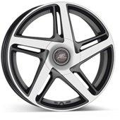 Автомобильный колесный диск R18 5*112 AirBlade MtBP - W8 Et35 D70.1