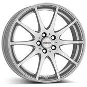 Автомобильный колесный диск R16 5*112 TI Silver - W6.5 Et33 D57.1