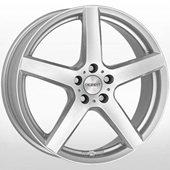Автомобильный колесный диск R16 5*105 TY Silver - W6.5 Et38 D56.6