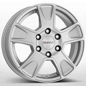 Автомобильный колесный диск R16 6*130 VAN Silver - W6.5 Et62 D84.1