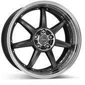 Автомобильный колесный диск R17 5*120 Fast Seven GP - W8 Et35 D72.6