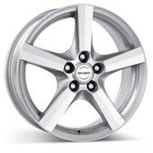 Автомобильный колесный диск R15 5*100 H Silver - W6.5 Et40 D60.1