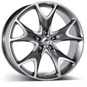 Автомобильный колесный диск R17 5*114,3 Phoenix High gloss - W8 Et35 D71.6