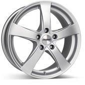Автомобильный колесный диск R16 4*108 RE Silver - W6.5 Et40 D70.1