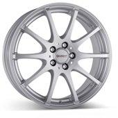 Автомобильный колесный диск R15 4*114,3 V Silver - W6.5 Et40 D70.1